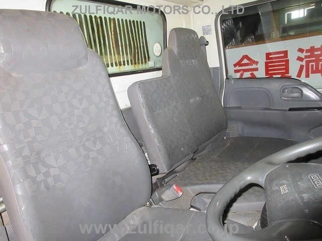 ISUZU ELF DUMP TRUCK 2005 Image 4