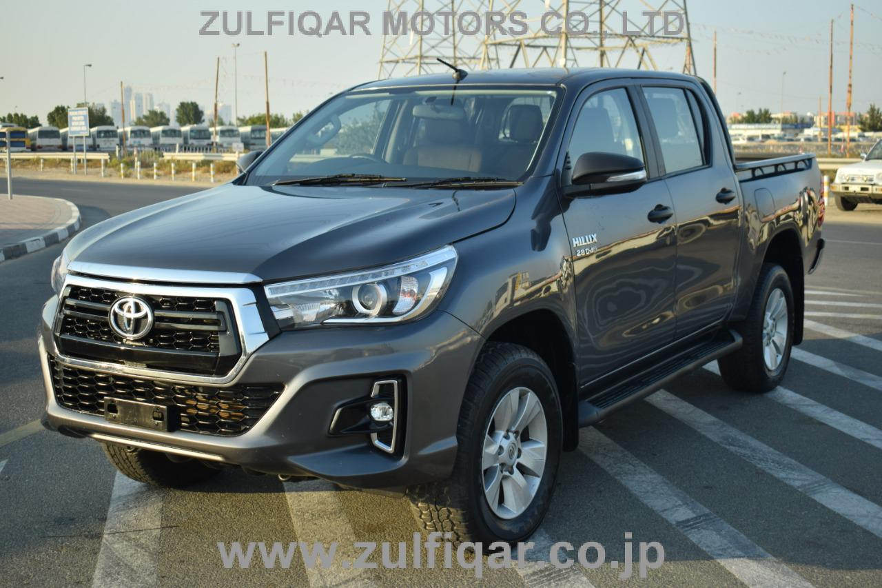 TOYOTA HILUX PICK UP 2018 Image 1