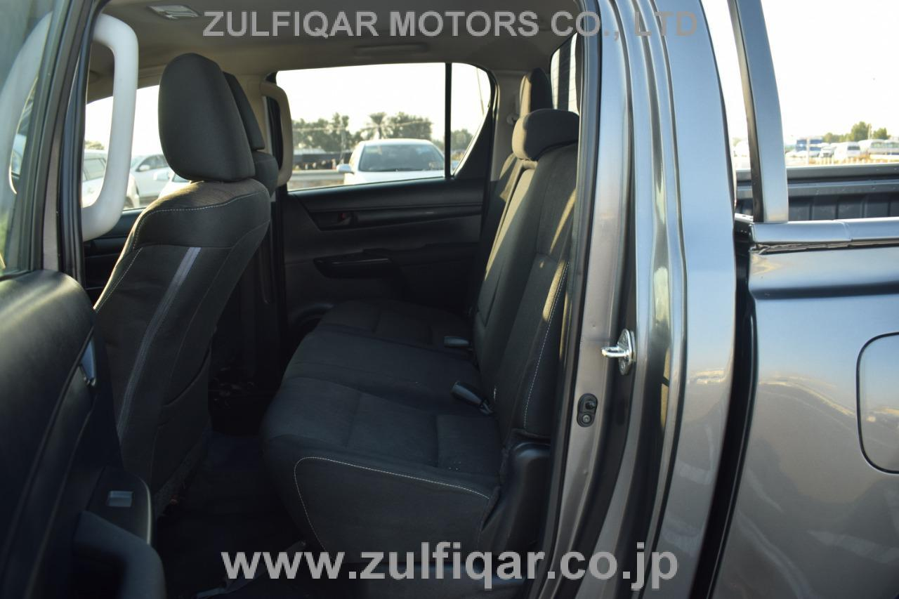 TOYOTA HILUX PICK UP 2018 Image 11