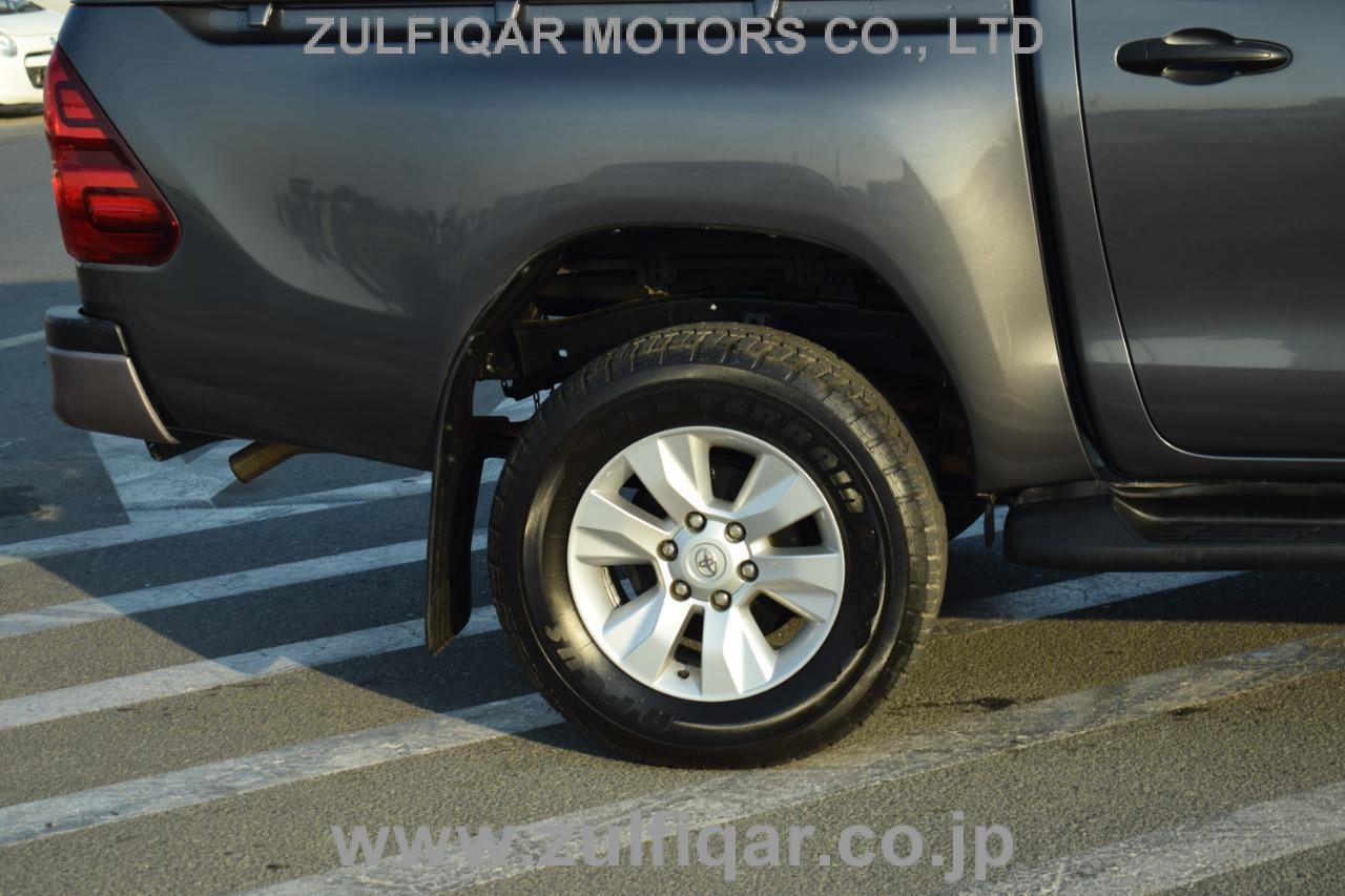 TOYOTA HILUX PICK UP 2018 Image 19