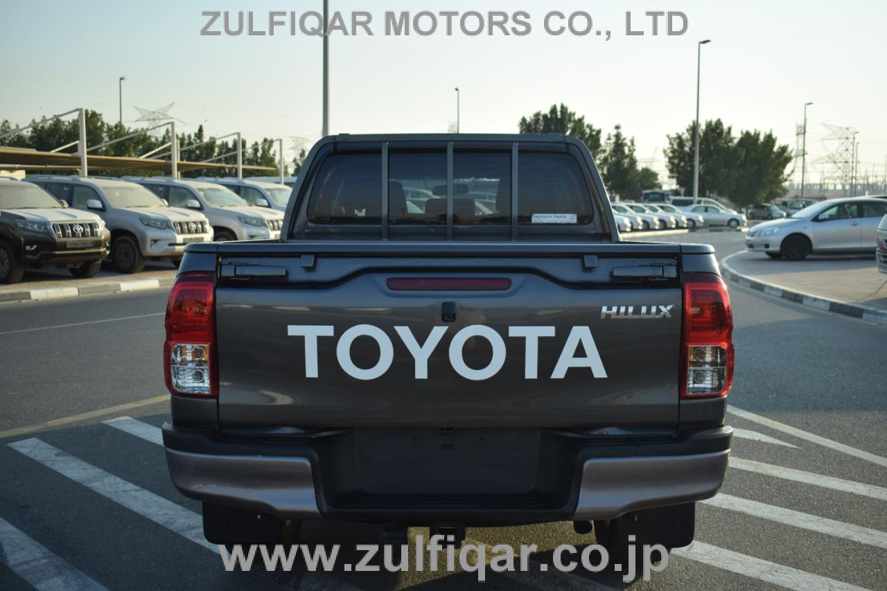 TOYOTA HILUX PICK UP 2018 Image 22