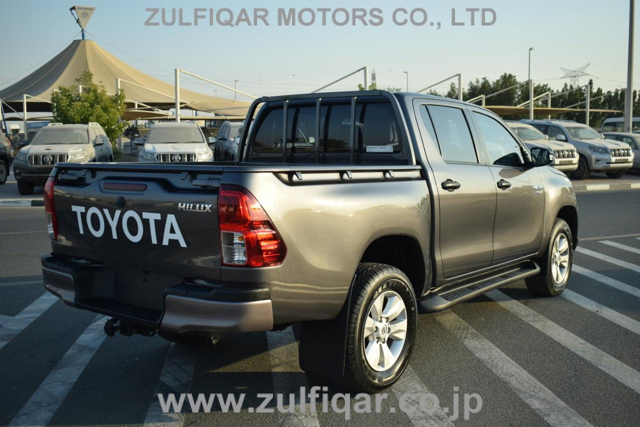 TOYOTA HILUX PICK UP 2018 Image 5