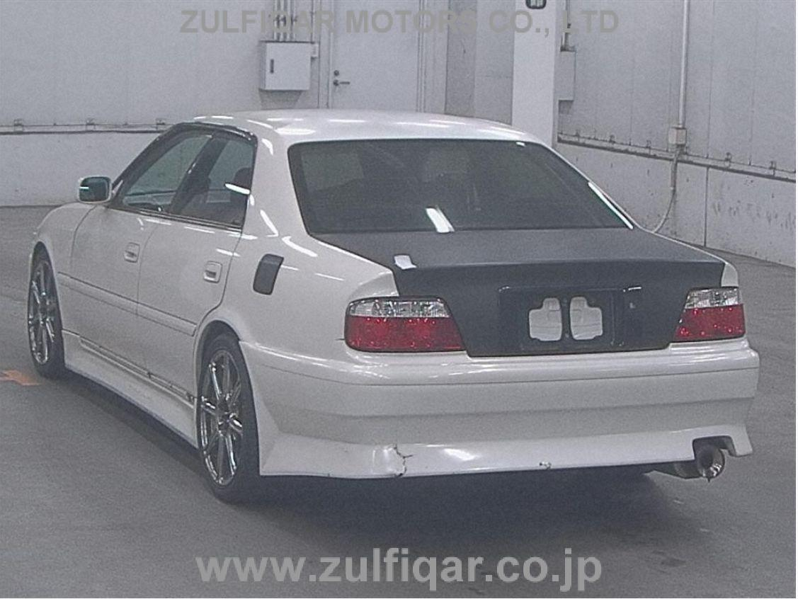 TOYOTA CHASER 1996 Image 2