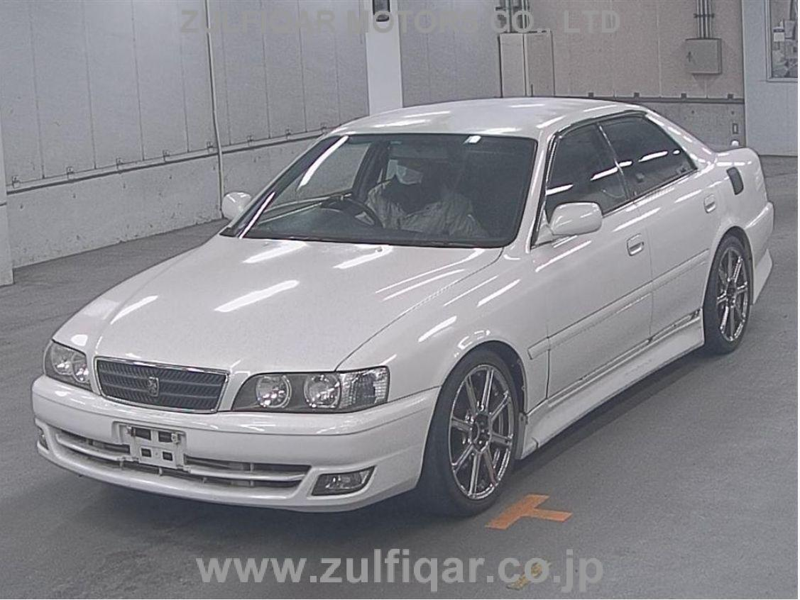 TOYOTA CHASER 1996 Image 4