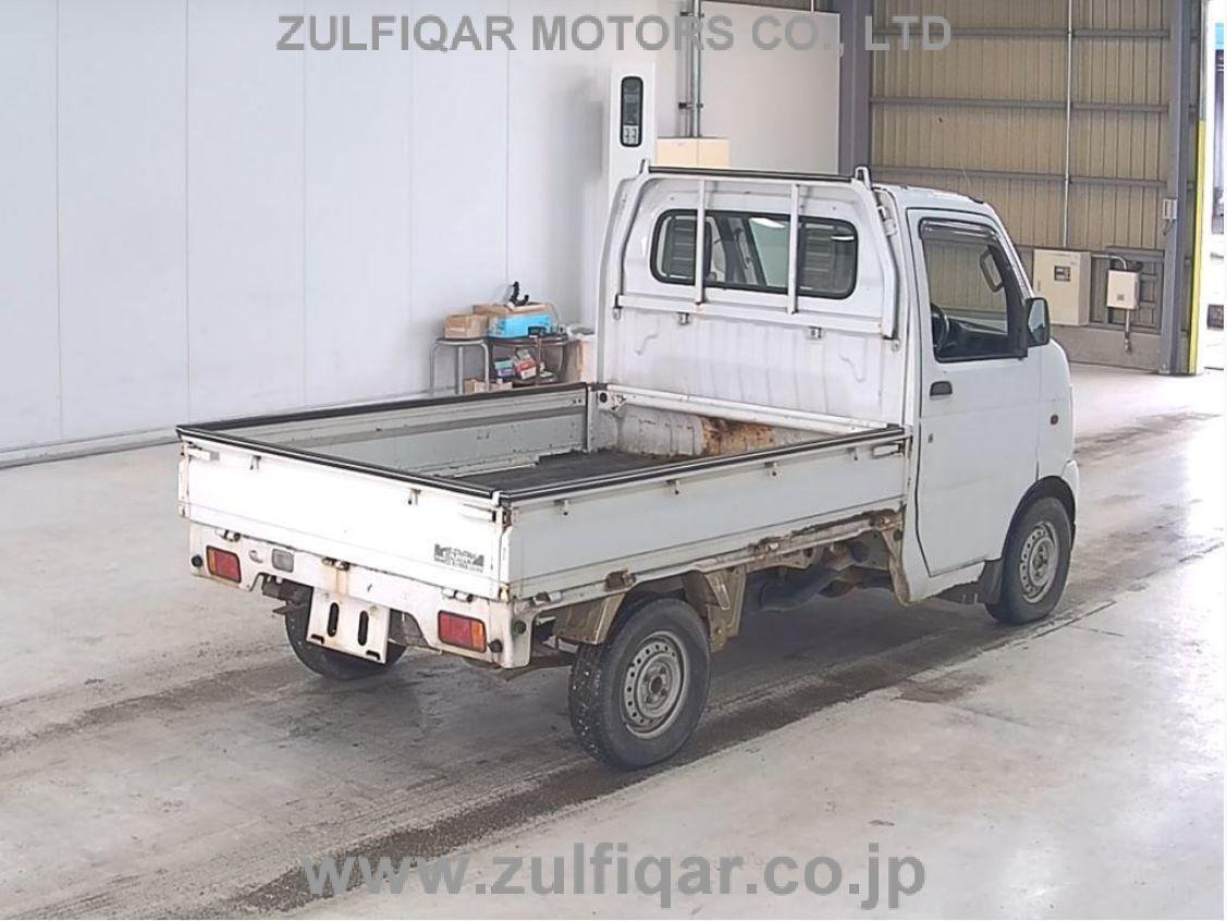 SUZUKI CARRY TRUCK 2003 Image 5