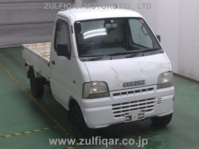 SUZUKI CARRY TRUCK 2001 Image 1