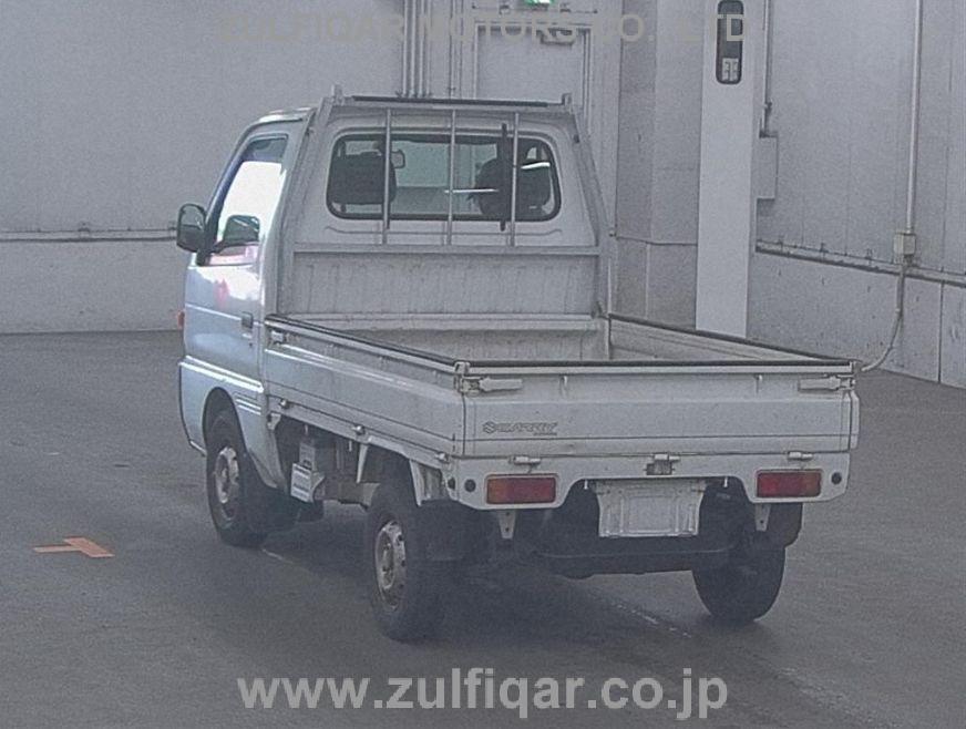 SUZUKI CARRY TRUCK 1996 Image 2