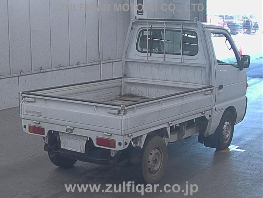 SUZUKI CARRY TRUCK 1996 Image 4