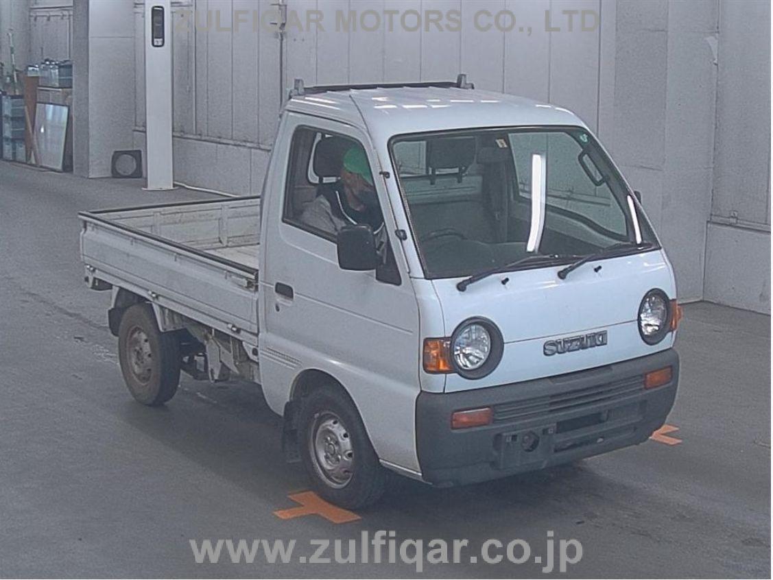 SUZUKI CARRY TRUCK 1996 Image 6