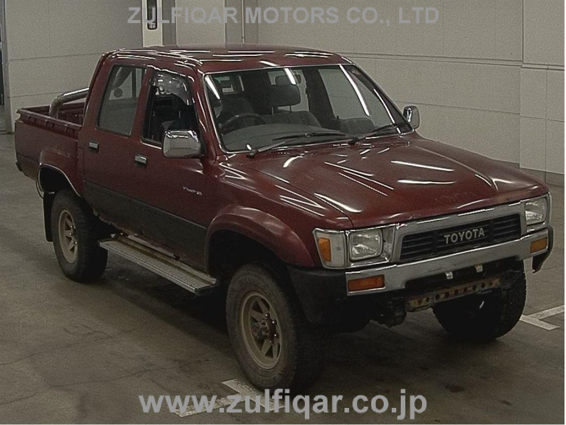 TOYOTA HILUX PICK UP 1991 Image 1