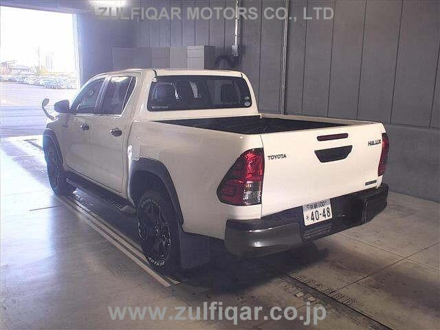 TOYOTA HILUX PICK UP 2020 Image 2