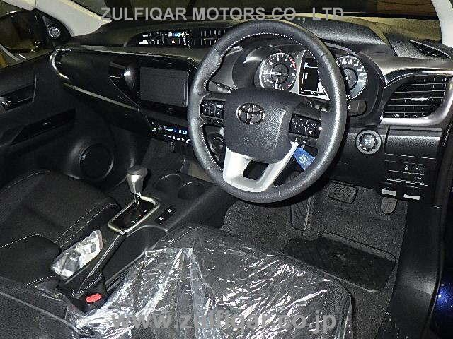 TOYOTA HILUX PICK UP 2020 Image 3
