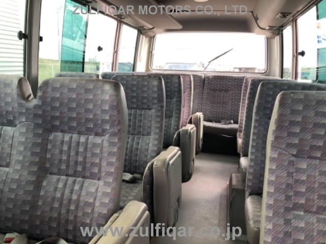 NISSAN CIVILIAN BUS 2002 Image 4