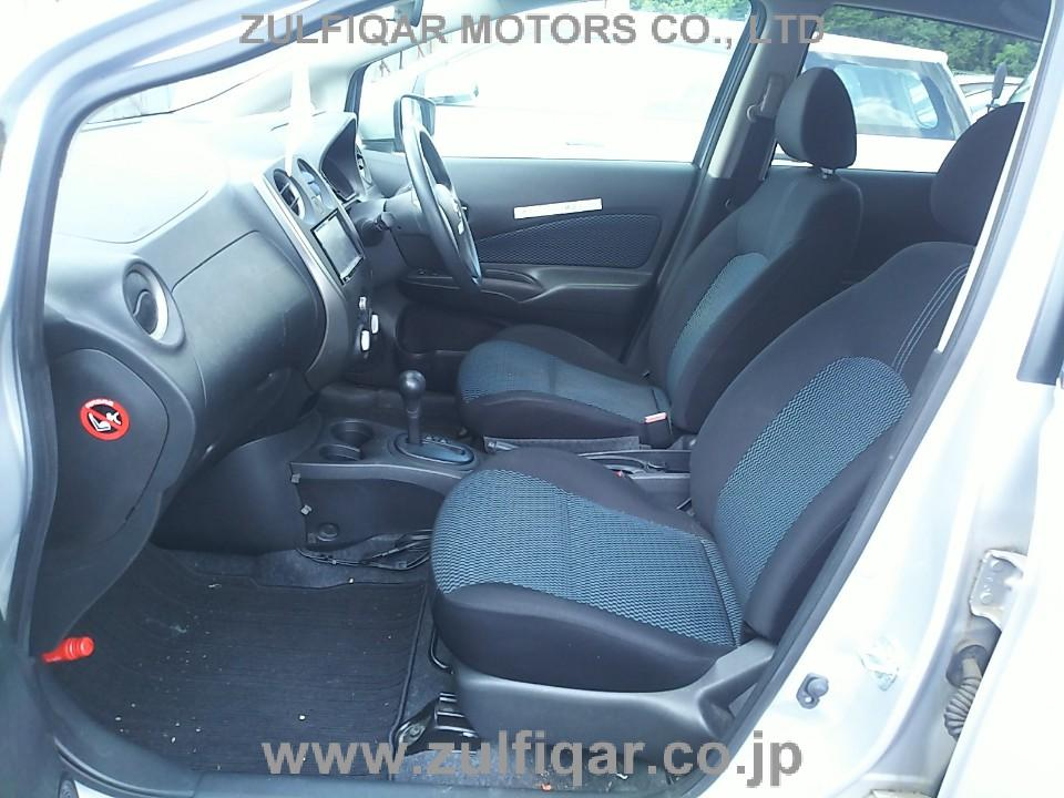 NISSAN NOTE 2016 Image 19