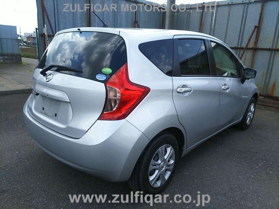 NISSAN NOTE 2016 Image 3