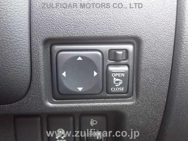 NISSAN MARCH 2018 Image 10