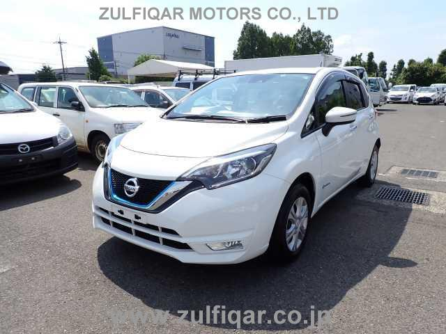 NISSAN NOTE 2018 Image 1