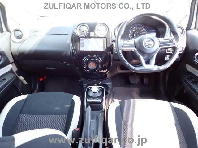 NISSAN NOTE 2018 Image 3