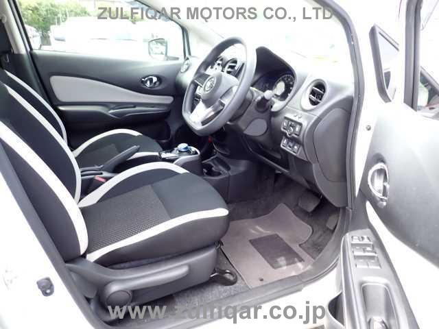 NISSAN NOTE 2018 Image 4