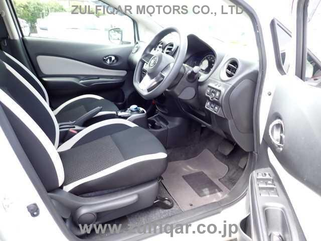 NISSAN NOTE 2018 Image 6