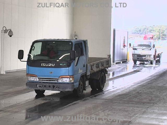 ISUZU ELF DUMP TRUCK 2001 Image 1