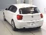 BMW 1 SERIES 2012 Image 2