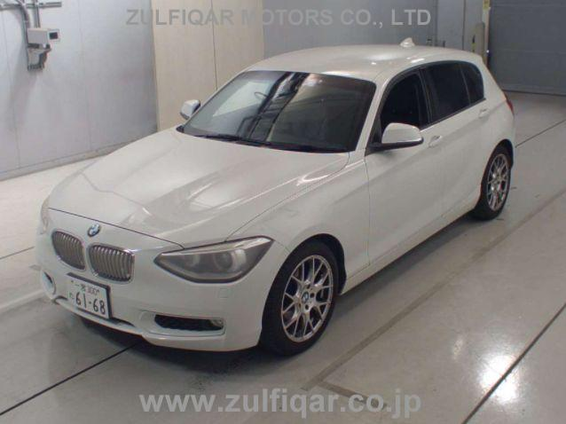 BMW 1 SERIES 2012 Image 5