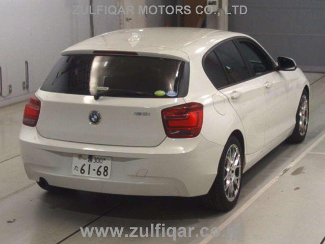 BMW 1 SERIES 2012 Image 6