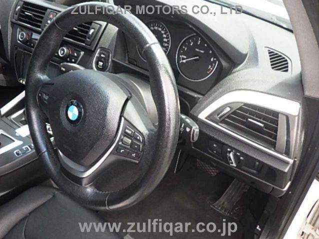 BMW 1 SERIES 2012 Image 7