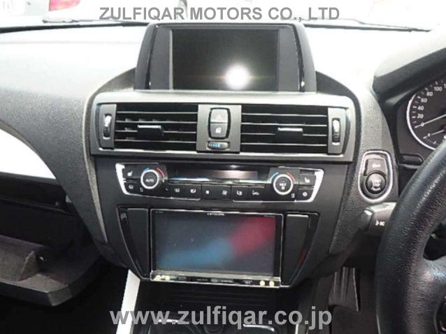 BMW 1 SERIES 2012 Image 10