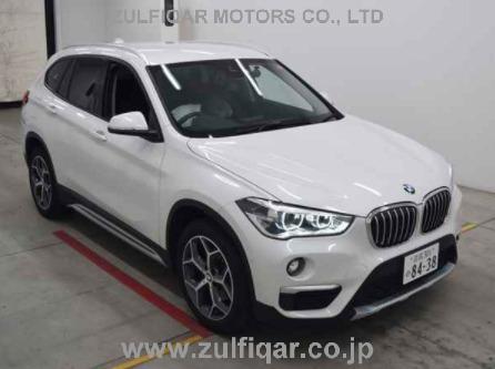 BMW X1 2019 Image 1